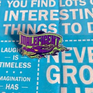 Fantasyland Football Mystery Pin - Maleficent